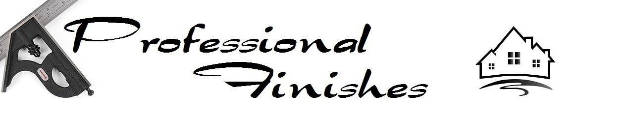 Professional Finishes